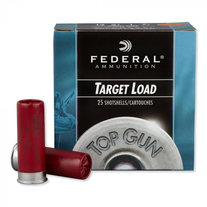 Federal Top Gun 12 Gauge Ammunition