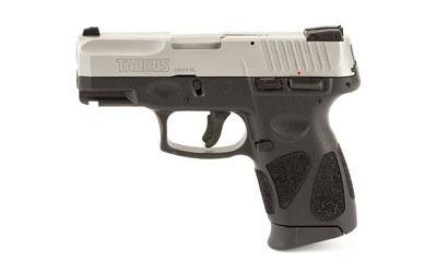 "Taurus G2C 9mm Ss/blk 3.2"" 12+1"
