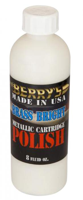 Berrys 56236 Brass Bright Polish 8OZ