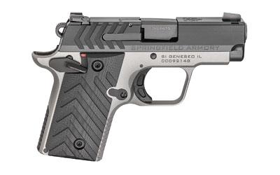 Springfield 911 .380 ACP 7rd Titanium/blk