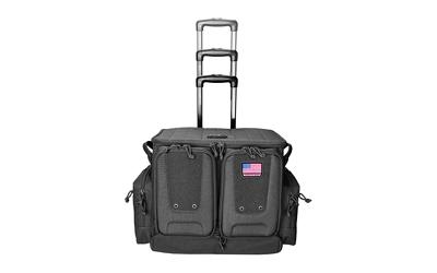 G*outdoors T2112robb Tactical Range Bag Rolling