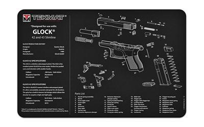 Tekmat Pistol Mat For Glk 42/43