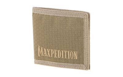 Maxpedition Bfw Bi Fold Wallet Tan