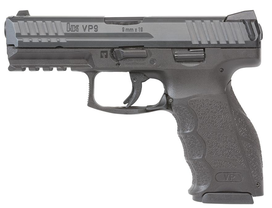 "Hk Vp9 9mm 4.09"" 15rd Bl"