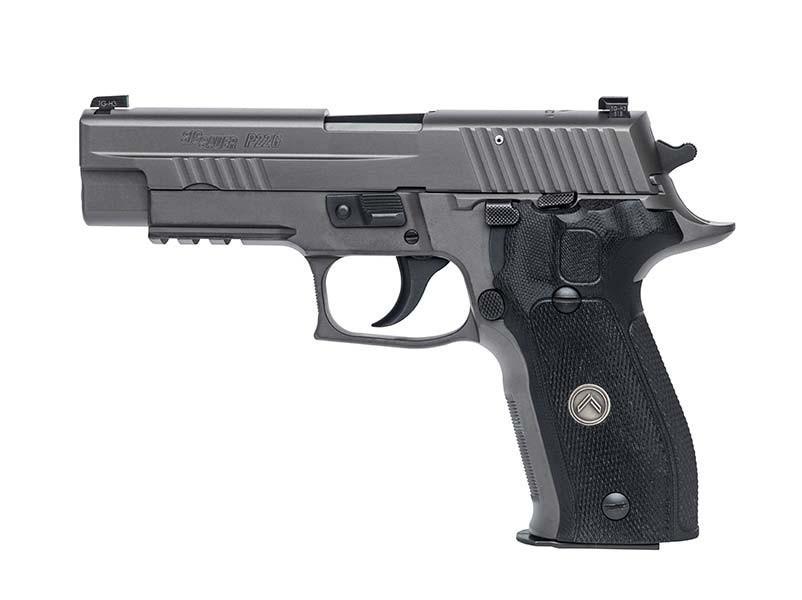 P226 Legion *MA Compliant* 9mm 10+1