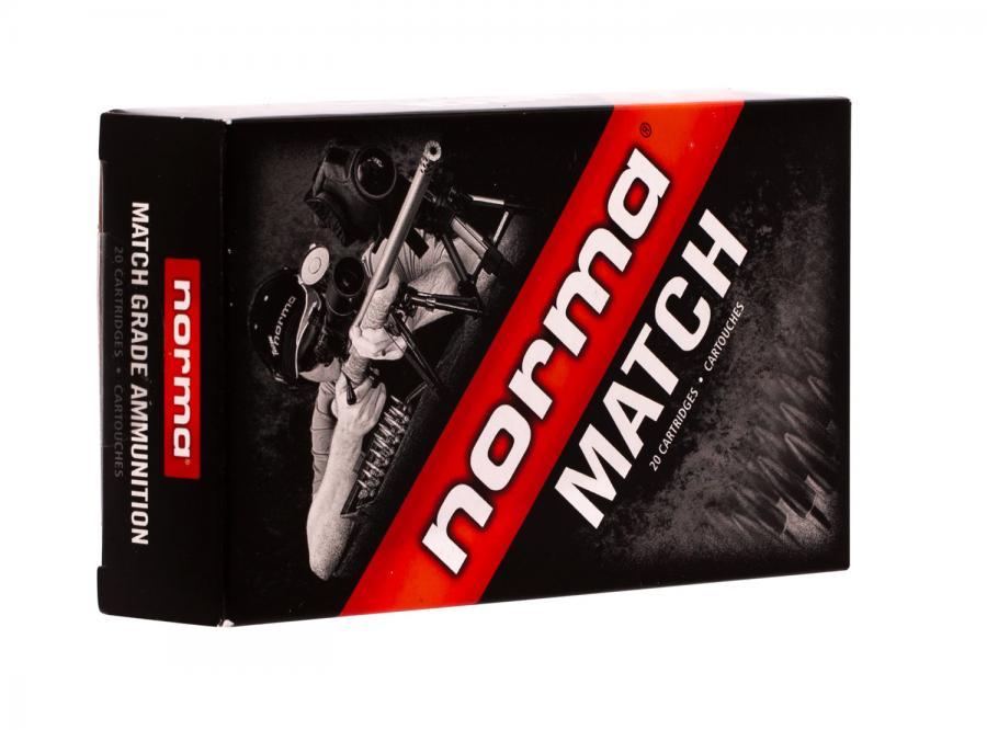 Norma Ammunition (ruag) 10166312 Match Hybrid