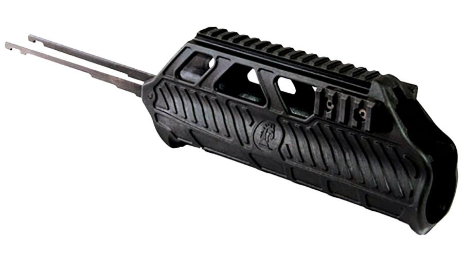 Adt Wraptor Forend Moss 500 Defender Firearms Supply