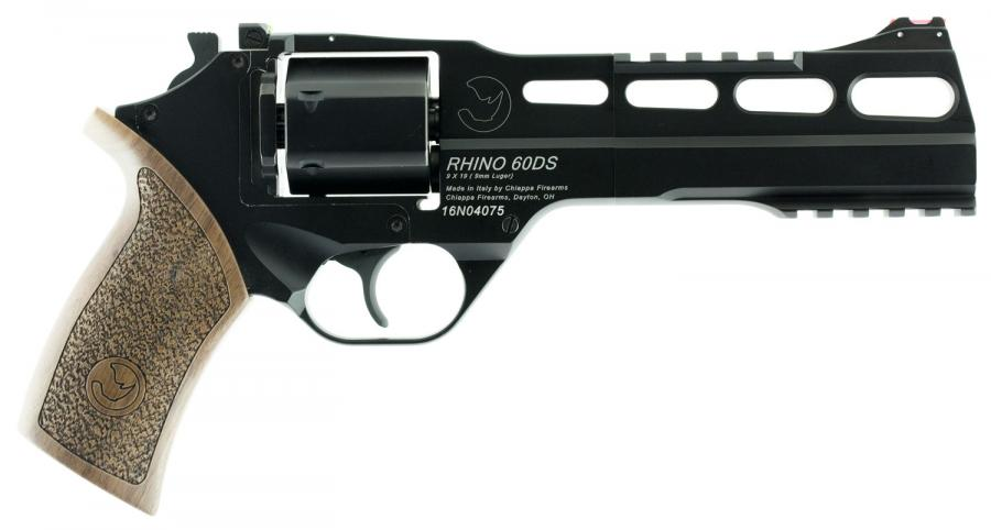 Chiappa Firearms 340167 Rhino 60ds Single/double