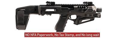 CAA Micro Roni Stabilizer Fits Glock