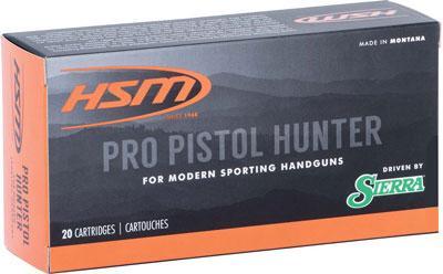Hsm Ammo Pro Pistol .500 S&w