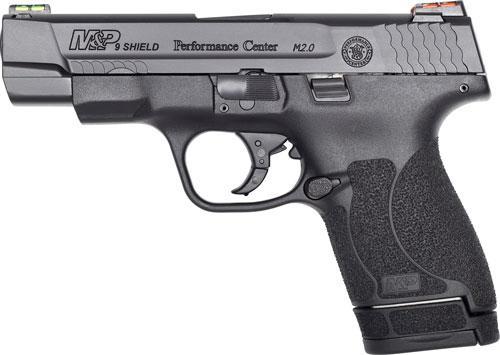 "S&w Pc Shield 2.0 9mm 4"""