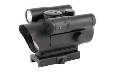 Ncstar Red Dot Sight Grn Lsr/light