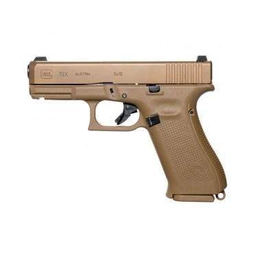 Glock LE 19X 9MM PST 17rd