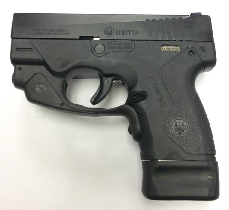 Beretta USA Corp BU9 Nano 9mm
