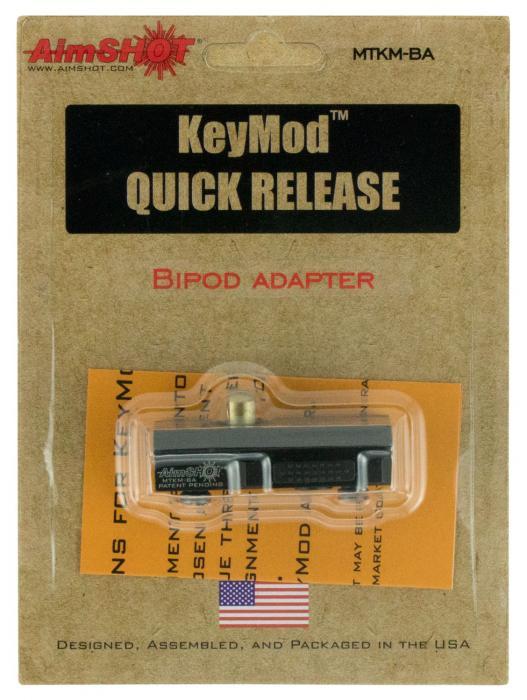 Aims Mtkmqrba Bipod Adapter QR Keymod