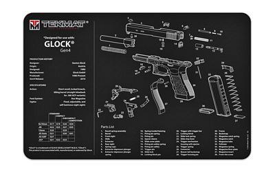 Tekmat Pistol Mat For Glk Gen