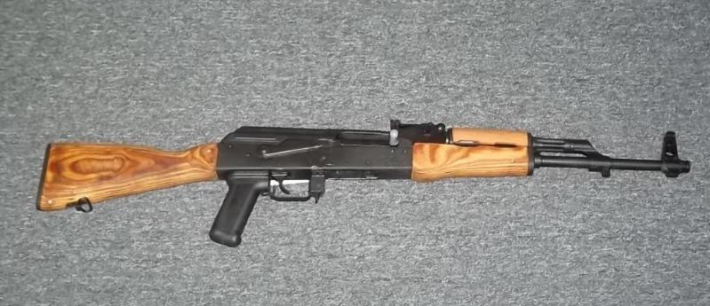 Used Wasr-10 AK Very Nice, Extras