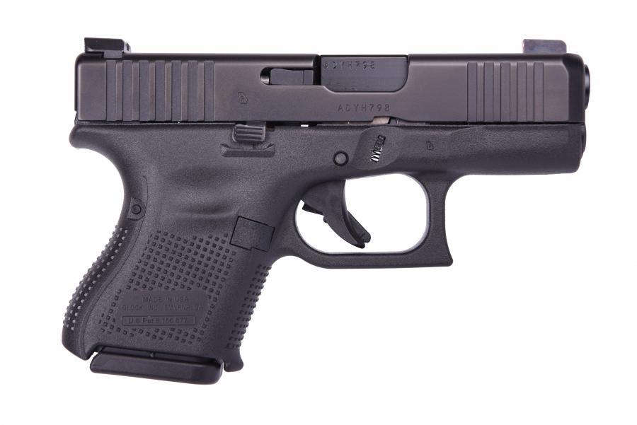 Glock 26 Gen5 9mm Amglo 10rd