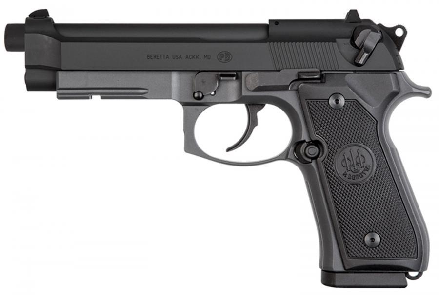 BER J90a192fsrf59 92fsr 22lr Gray 15rd