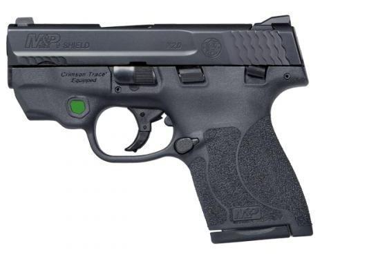 """S&W Shield 2.0 9mm 3.1"""" 8rd"""