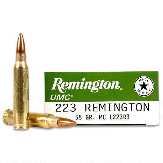Remington .223 400rd Pack