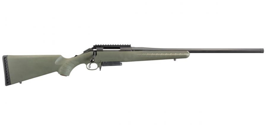 "Ruger American Pred 6.5crd 22"" 3rd"