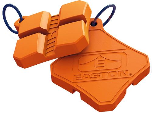 Easton Orange Puck Arrow