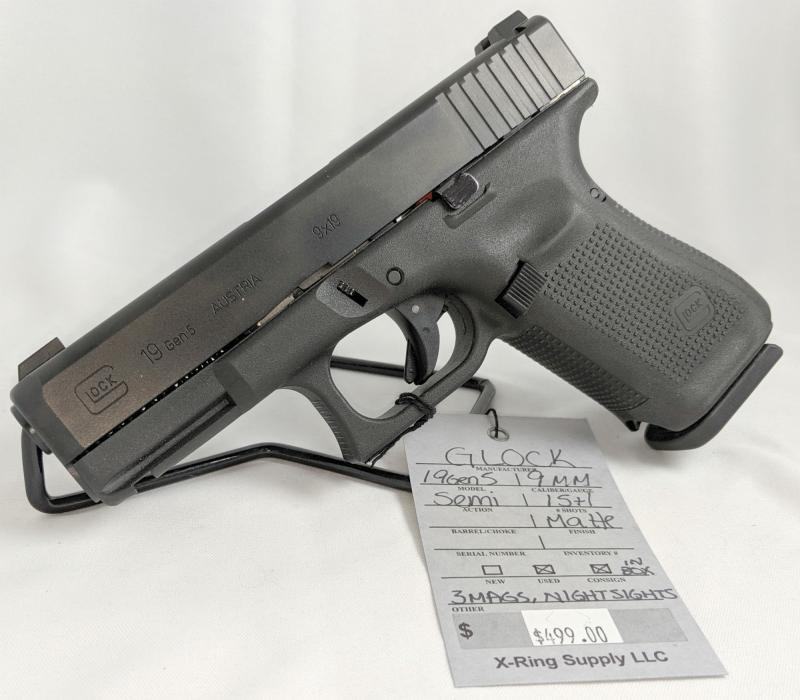 Glock 19 GEN 5 (a-4284)