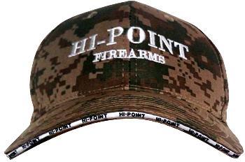 Hi-point Firearms Camo Hat