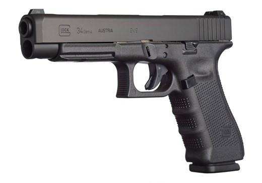 """Glock/glock Inc 34gen4 9x19 5.3"""" 17rd"""