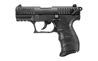 "Walther P22q 22lr 3.42"" Black 10rd"