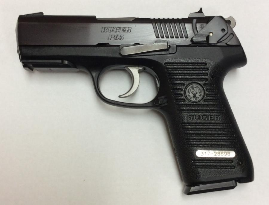 """Ruger P95 9mm x 19 3.9"""""""