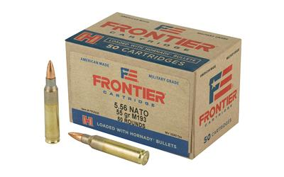 Frontier 556nato 55gr Fm193 50/500