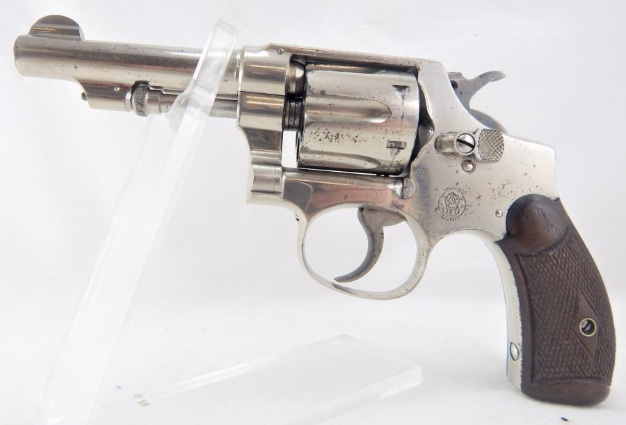 Smith & Wesson .32 S&W Long
