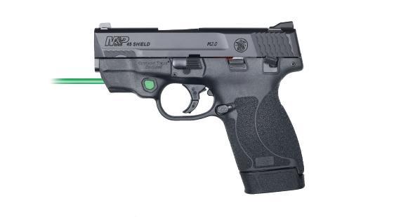 Sw Shield M2.0 45acp 7rd Ts