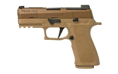 "Sig P320 X-carry 9mm 3.9"" 17rd"