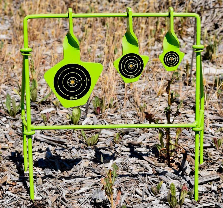 SME Smest22fld Folding Reactive Target 22