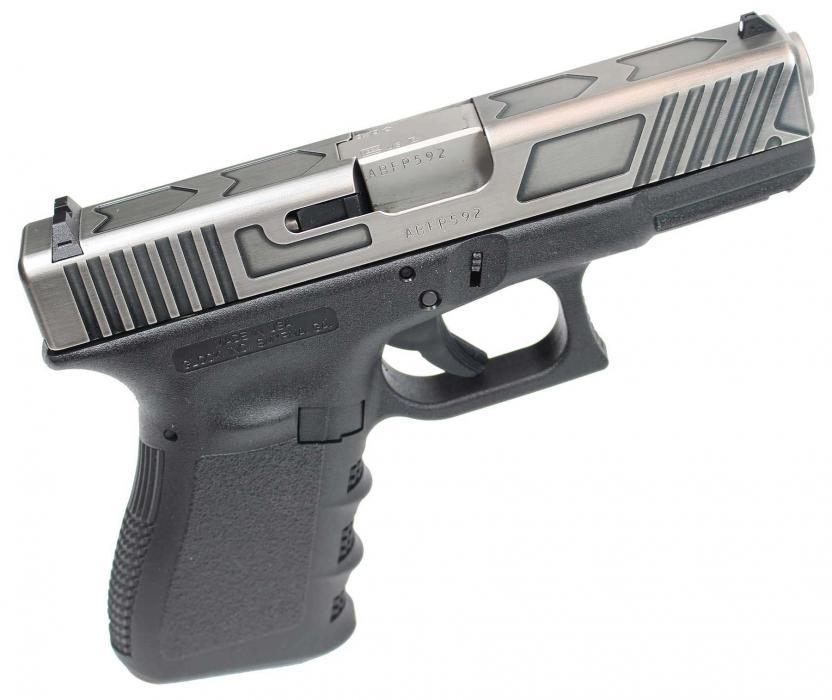 Glock Inc 19gen3 9x19 15rd x2