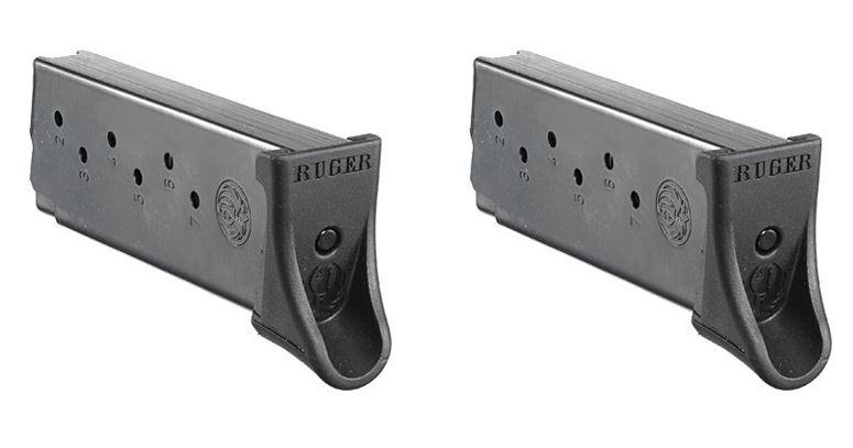 Mag Ruger Lc9 9mm 7rd Bl