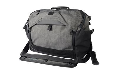 Vertx Edc Courier Bag Heather Blk
