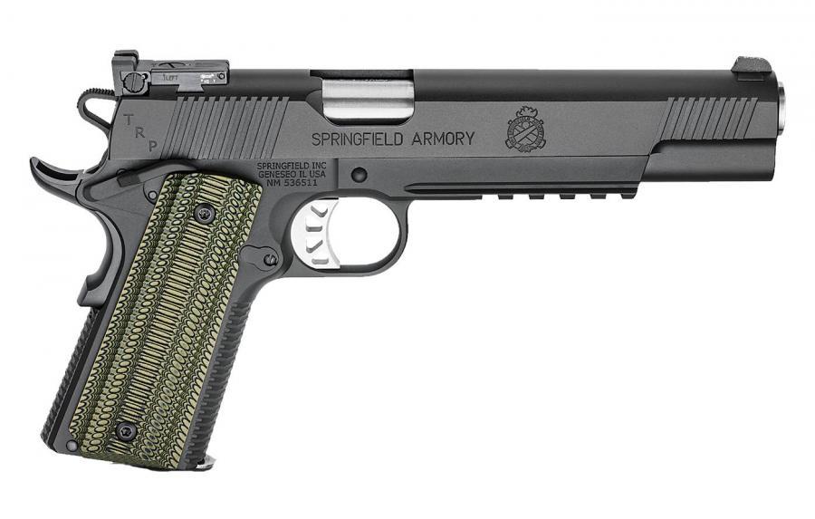 1911 10mm Trp Service 6 Bk
