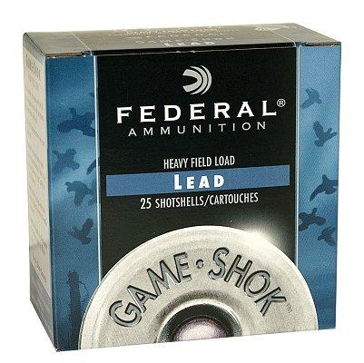 Federal Game Shok Game Loads 12