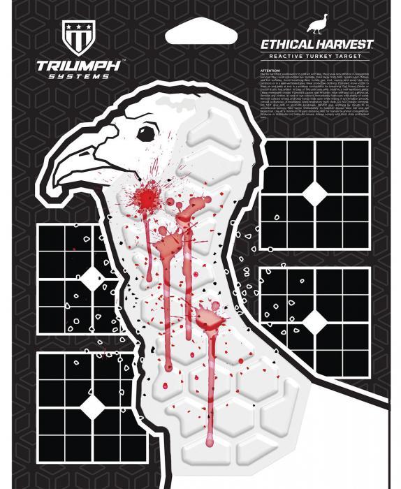Triumph 0308-12-002 Ethical Harvest Turkey 3PK