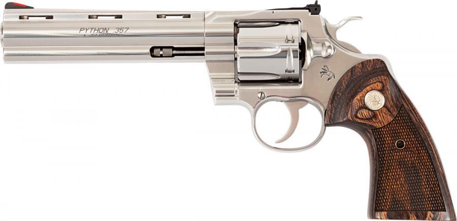 Colt Python (6 in.) Image