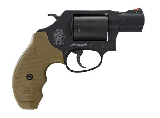 """S&w 360 357mag 1.875"""" 5rd Sc"""