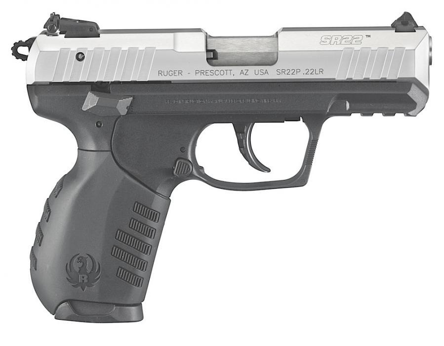 Ruger Sr22 Standard 22 Long Rifle | Shoot Point Blank-Blue Ash