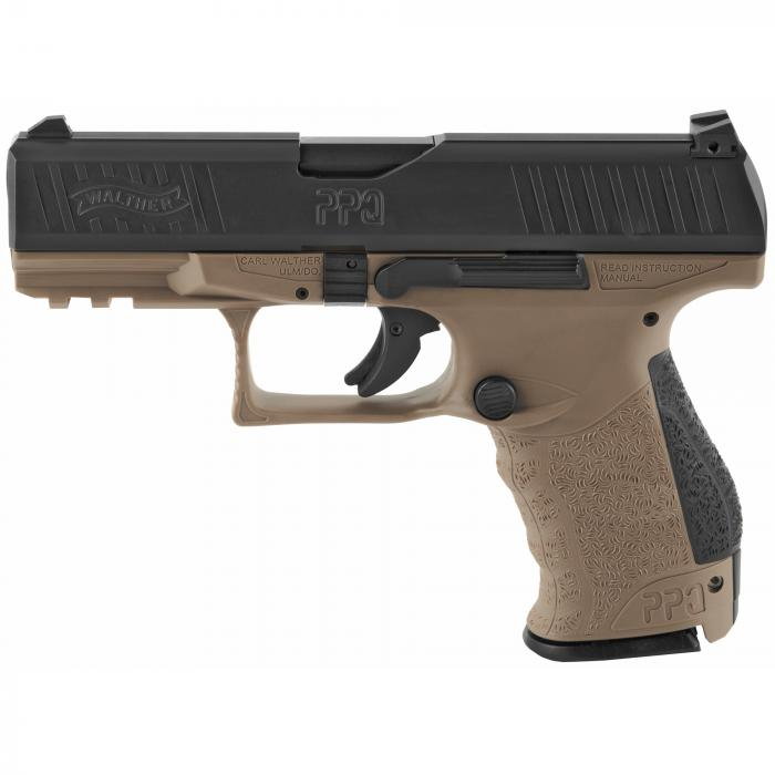 """Walther PPQ M2 9mm 4"""" 15rd"""