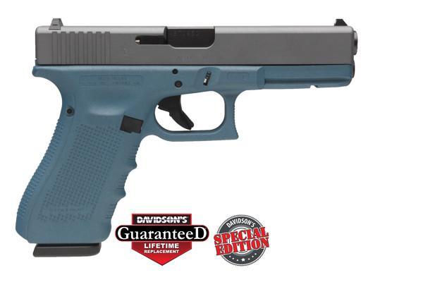 Glock Inc 17gen4 9x19 17rd x3