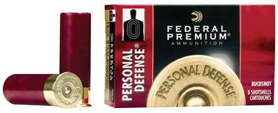 Fed Prem Personal Defense 12 ga