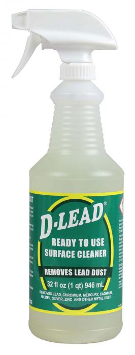 ETI 331pd-rt-12 D-lead Surface Cleaner 32oz